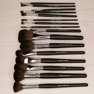 Bhumi Master/Pro Makeup Brush Set